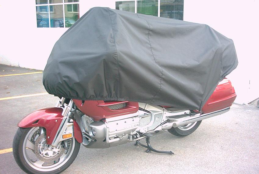 Abdeckhülle Motorrad