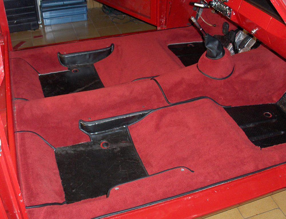 Alfa Romeo: Teppiche