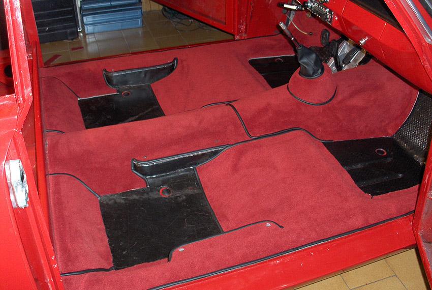 Stefan Perin - Referenzarbeit - Auto Oldtimer Alfa Romeo