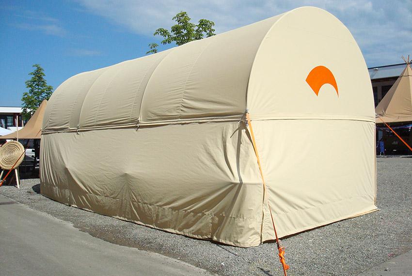 Messe- und Zeltkonstruktionen