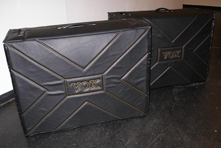 Hüllen für Transport und Lagerung: Gitarrenverstärker