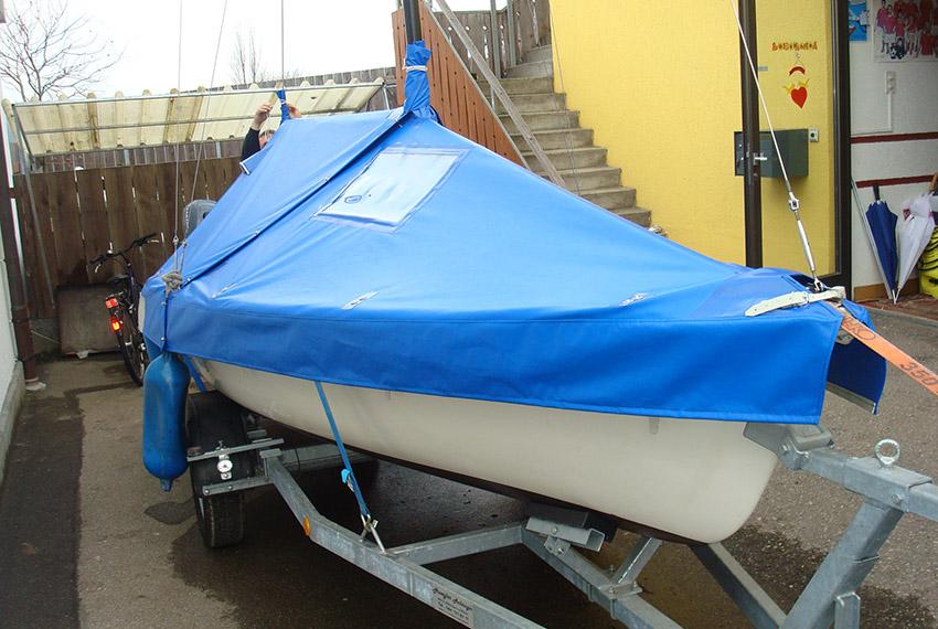 Perin Referenz Segelbootpersenning