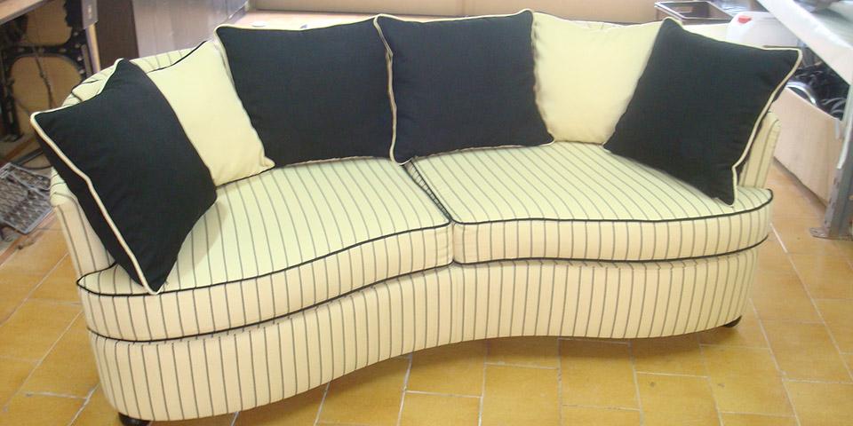 Sofa Stefan Perin - Titelseitenbild